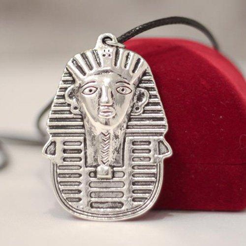Pharaoh Pendant Egyptian Amulet
