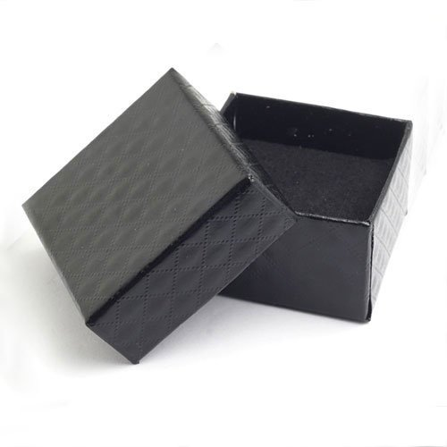 Rings or Earrings Storage Box 5x5x3cm