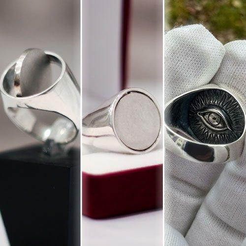 Swivel Masonic Ring Reversible Masonic Ring Illuminati