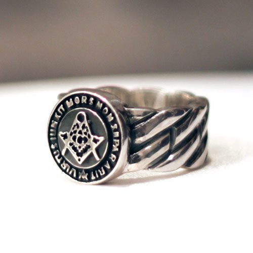 Scottish Rite Ring 32nd Degree Ring Virtus Junxit Mors Non Separabit
