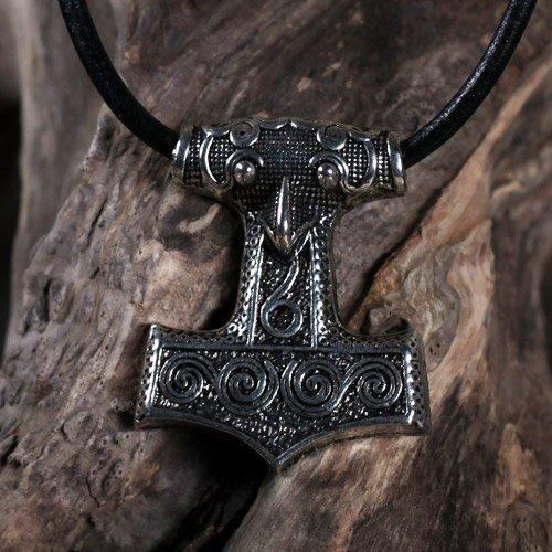 Mjolnir Pendant Norse Thors Hammer Pendant