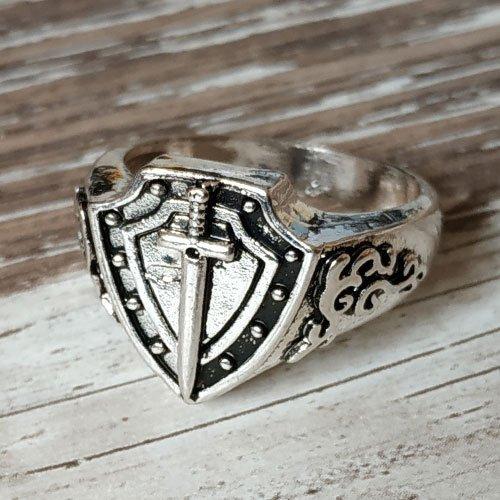 Norse Viking Sword Ring