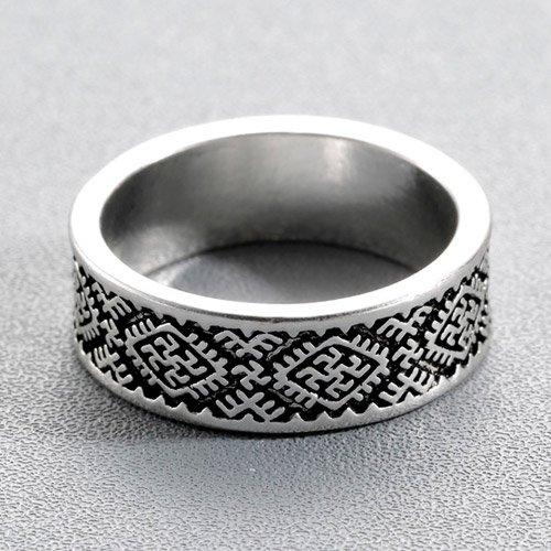 Viking Gapaldur Ring Norse Icelandic Ring
