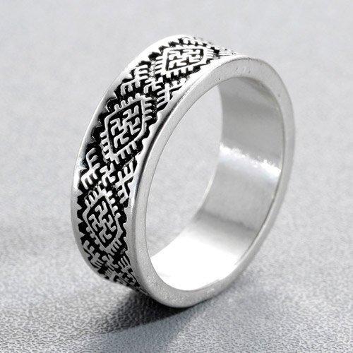 Occult Gapaldur Ring Icelandic Ring